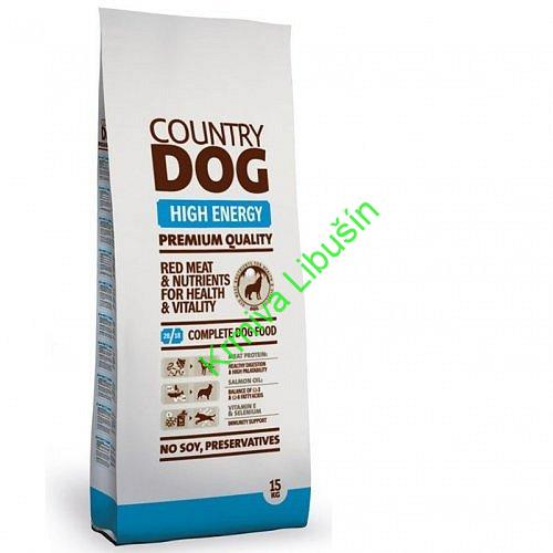 COUNTRY DOG HIGH ENERGY 15KG